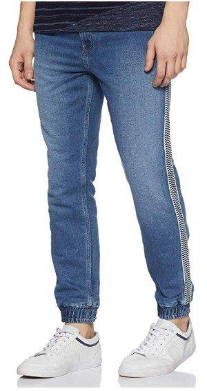 Jogger fit jeans